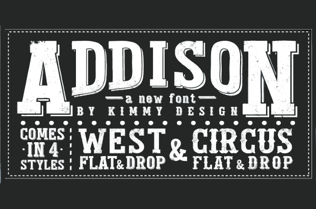 Rustic Western Font