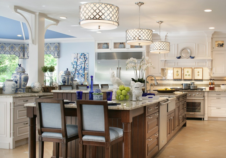 kitchen ceiling lighting design
