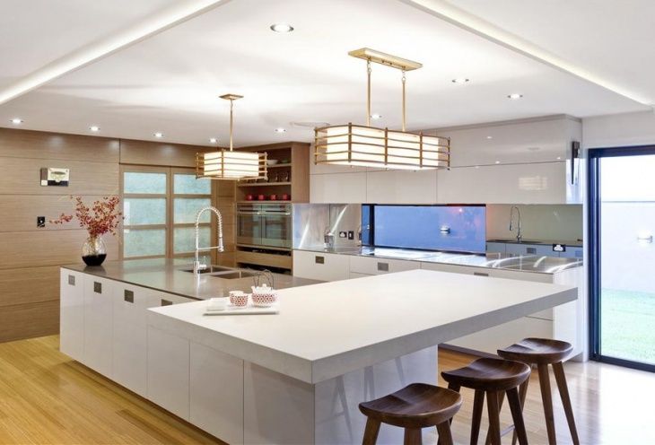 kitchen led lighting design