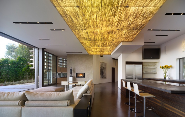 modern ceiling lighting design