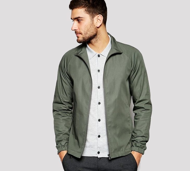 reiss mens summer casual jacket