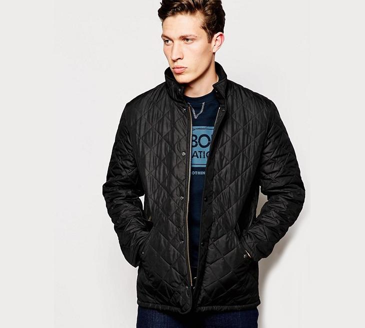 barbour chelsea mens sports jacket