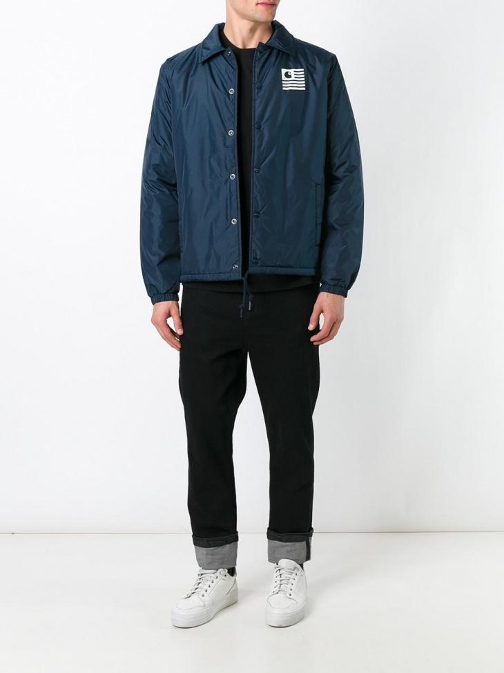 mens navy blue sports jacket