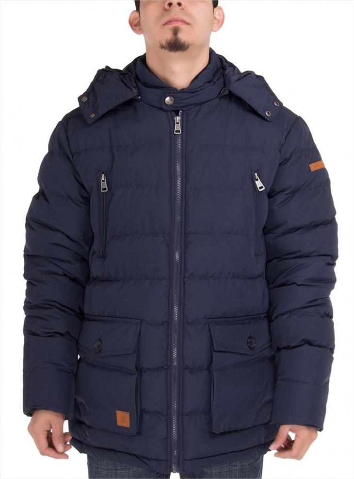 down padded jacket design for men