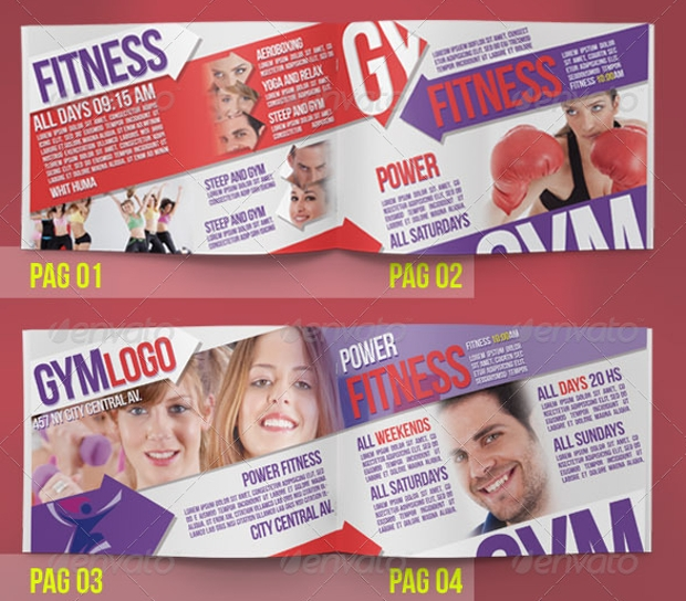 Full Layered Gym Brochure