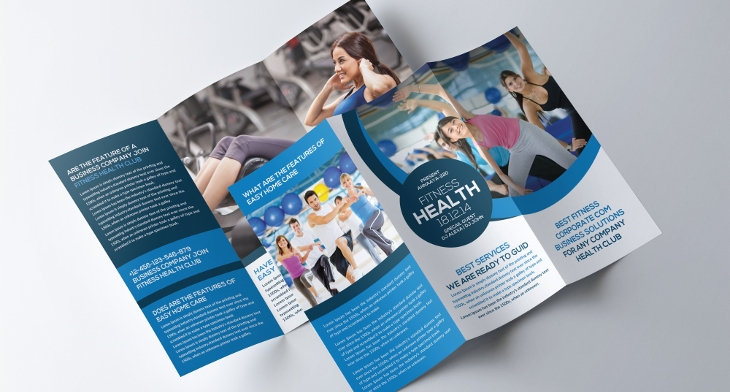 Gym Brochure | 15 Gym Brochures Printable Psd Ai Indesign Vector Eps Design