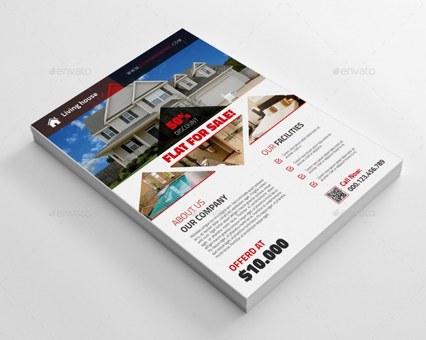 real-estate-business-flyer-design