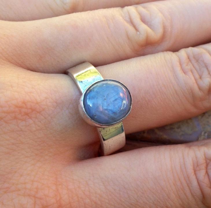 Mens Gemstone Ring Design