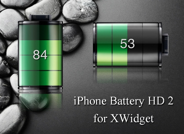 iphone battery widgets