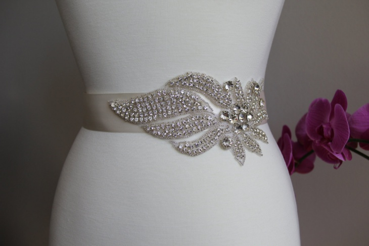 Rhinestone Belts for Women