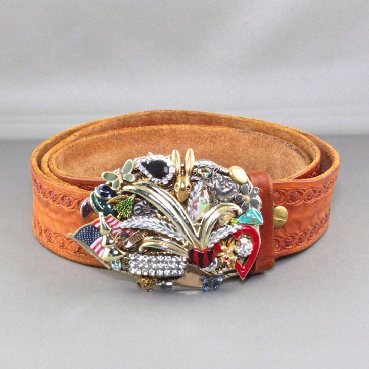 Rhinestone Cowgirl Belts