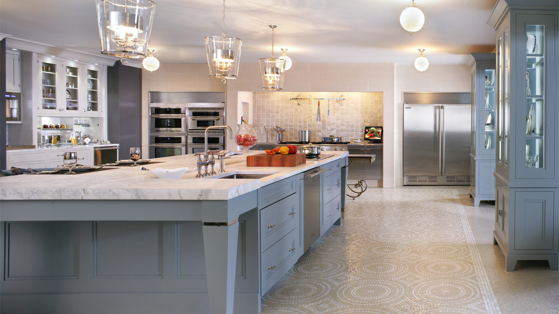 img 10 Trending Kitchen Cabinets 2016