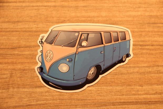 van vinyl sticker designs