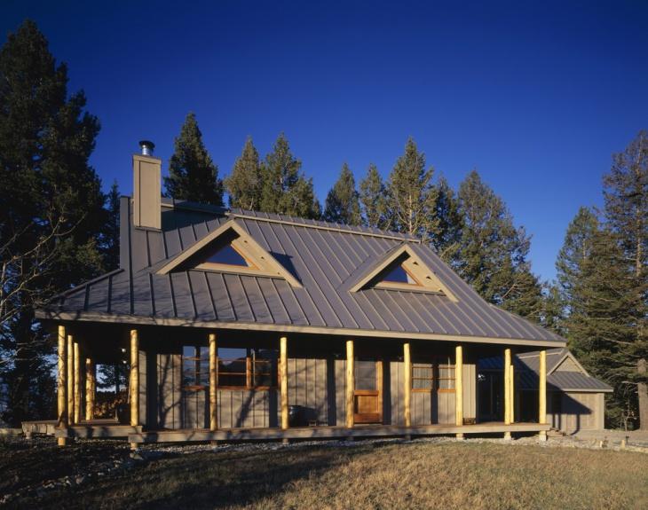 Minecraft Triangle Roof Design