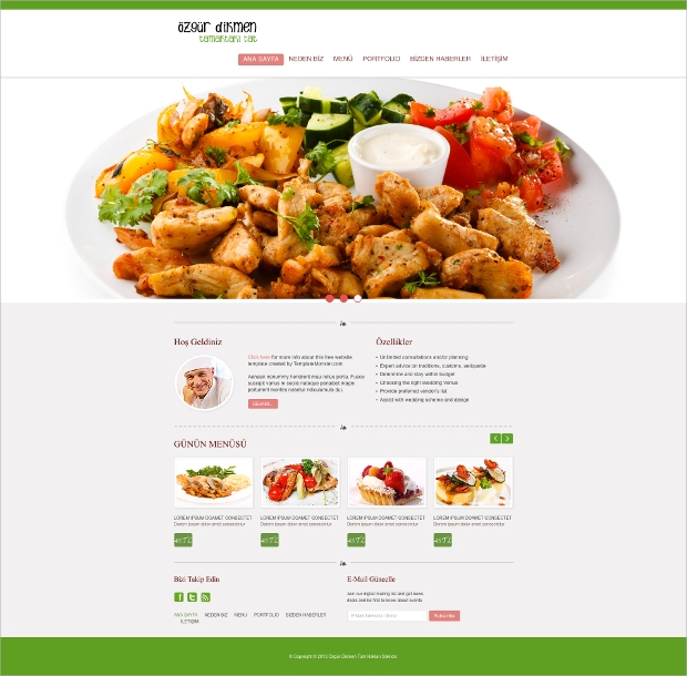 realistic food web template