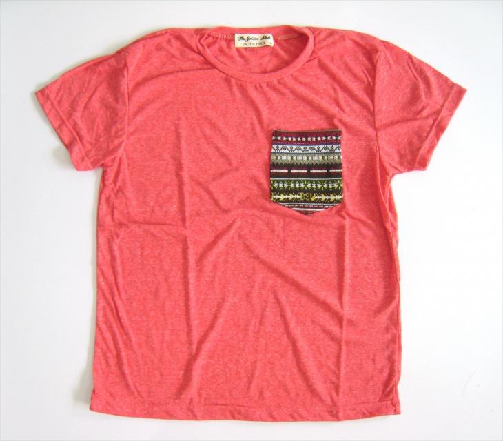 Men's Aztec Pocket T Shirt