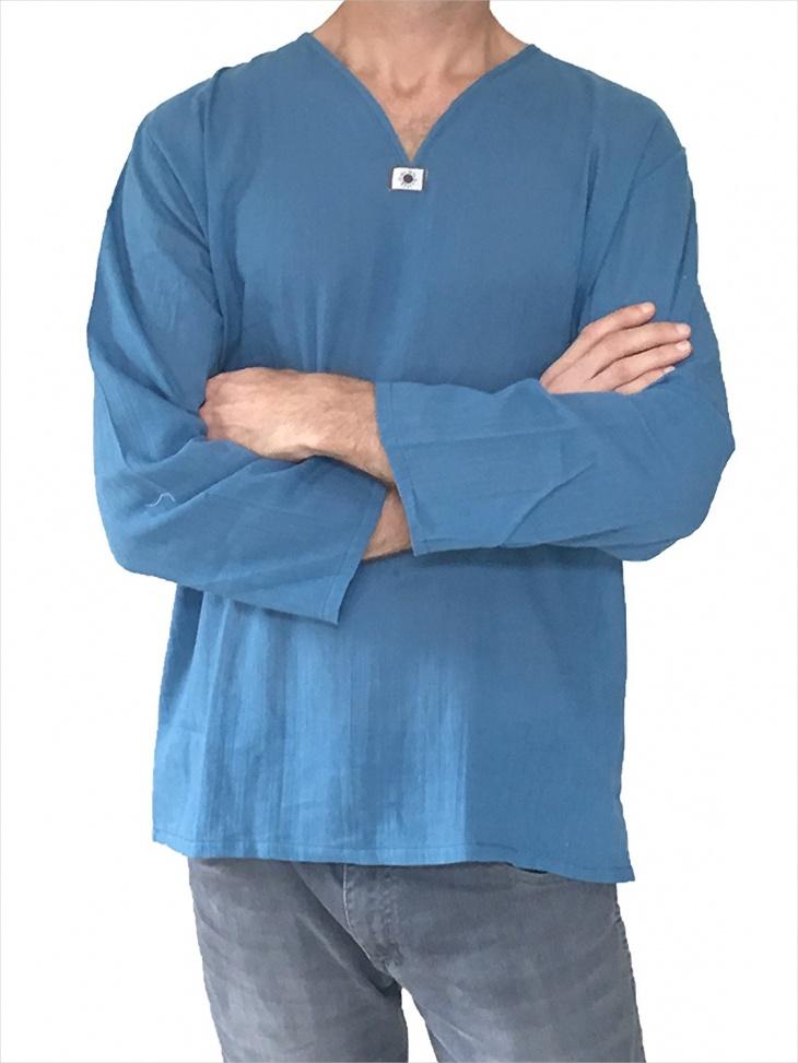 Cotton Yoga T Shirt for Men