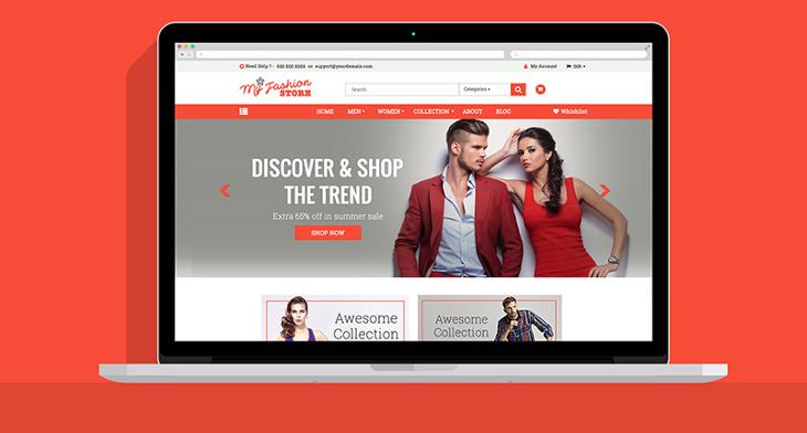 26 web templates psd ai css html format design trends