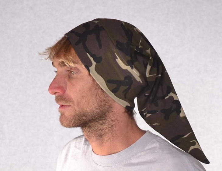 Camo Hunting Hat for Men