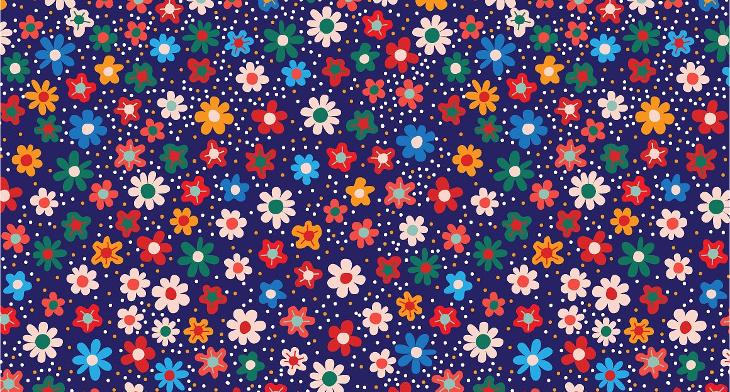 16+ Flower Patterns - PSD, PNG, Vector EPS | Design Trends - Premium PSD, Vector Downloads