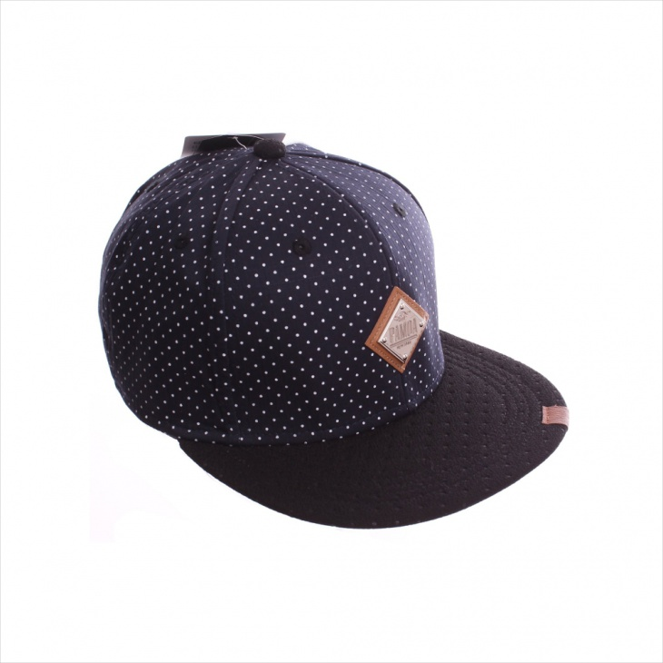 Mens Polka Dot Baseball Hat