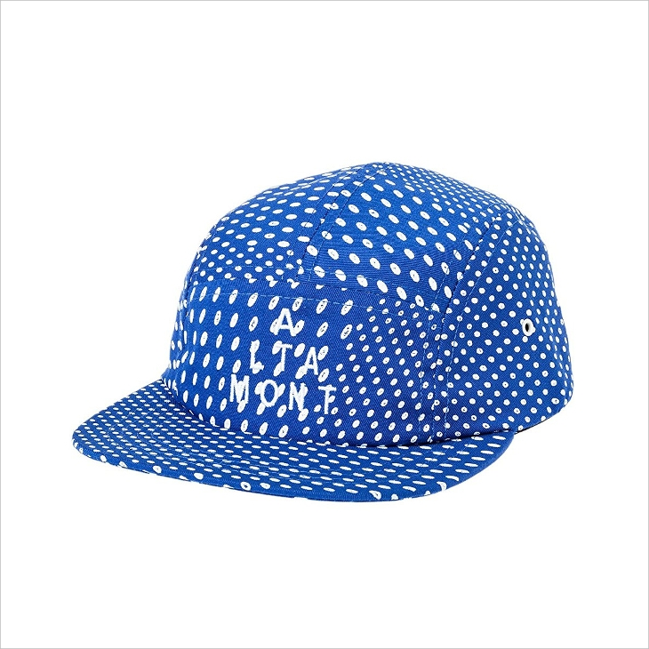 blue-polka-dot-hat-design-for-men