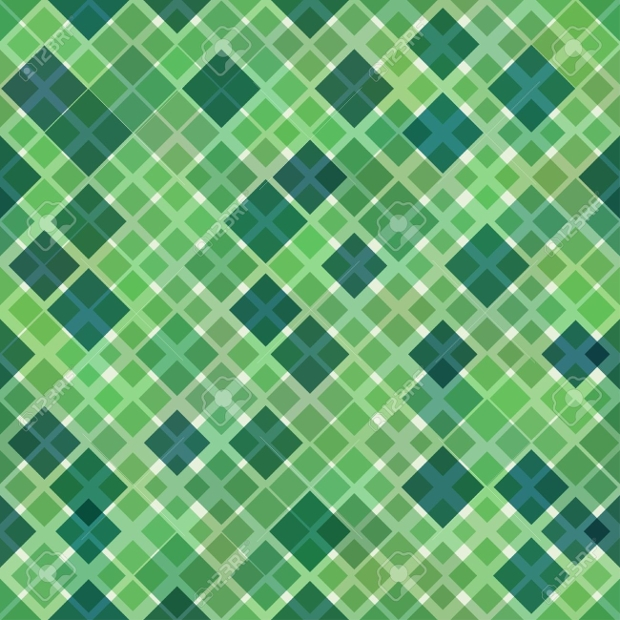 geometric square pattern