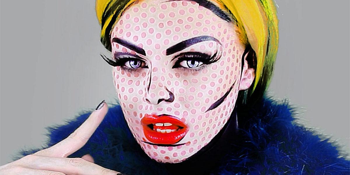 pop-art-makeup