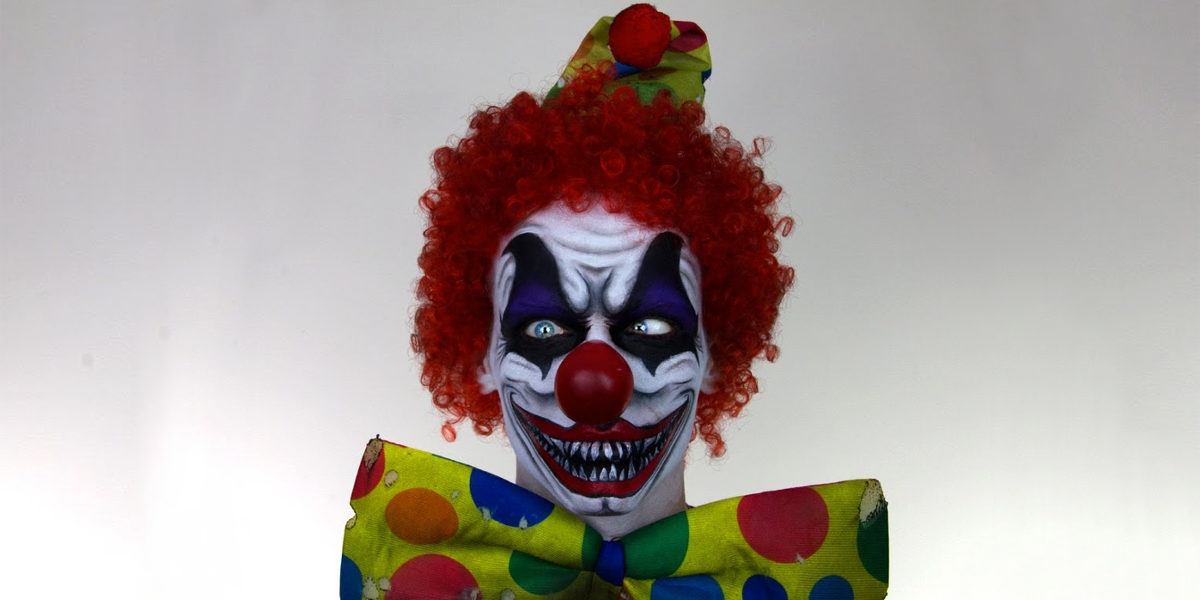 killer clown makeup