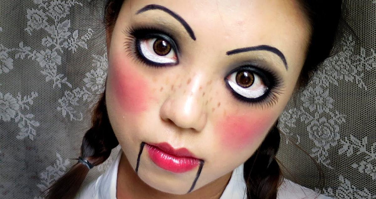 creepy-doll-makeup