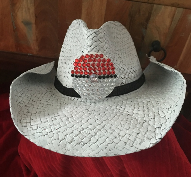 Bling Cowboy Hat Design