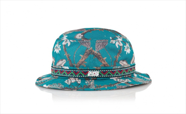 Hippie Bucket Hat Design for Men