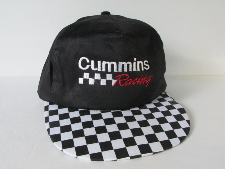 Embroidered Snapback Hat for Men
