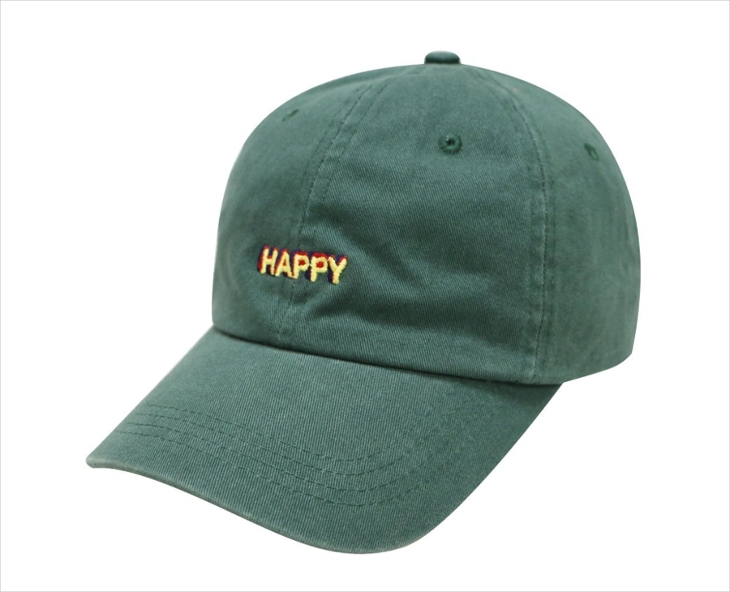 Mens Embroidered Baseball Hat