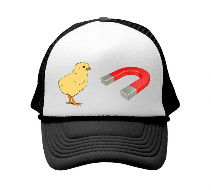 Funny Trucker Hat for Men
