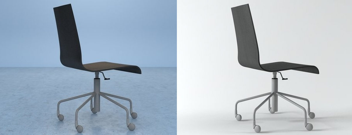 pam desk chair by archirivolto