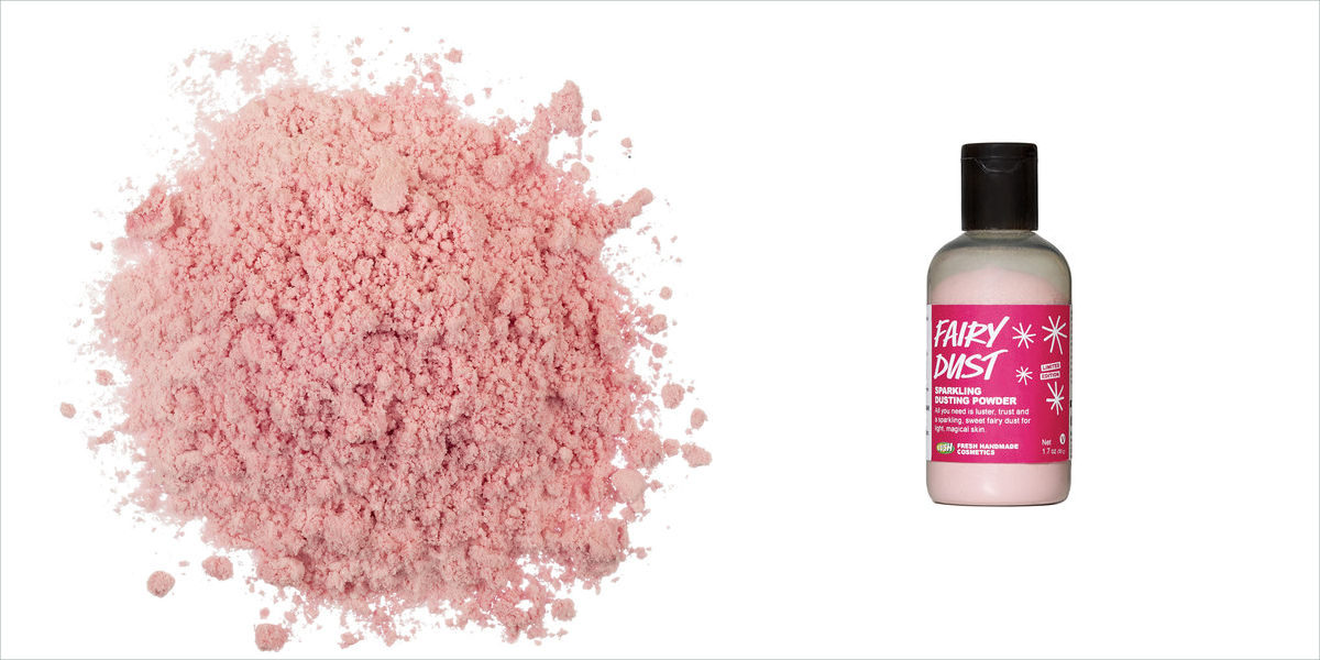 fairy dust sparkling dust powder