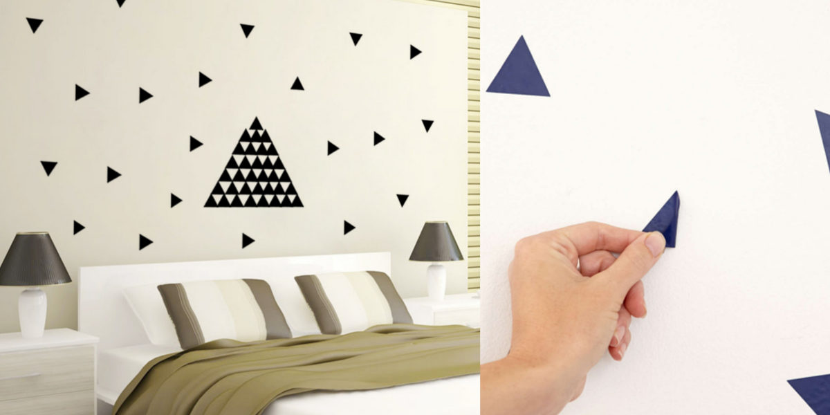 triangle-decal-set