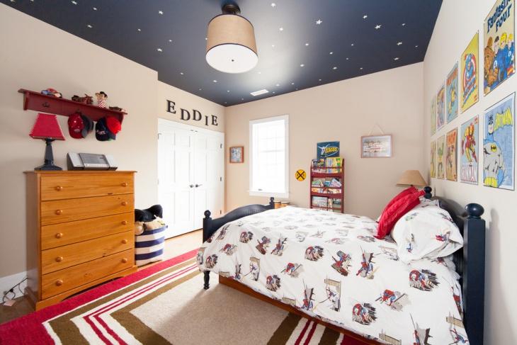 kids room ceiling lighting
