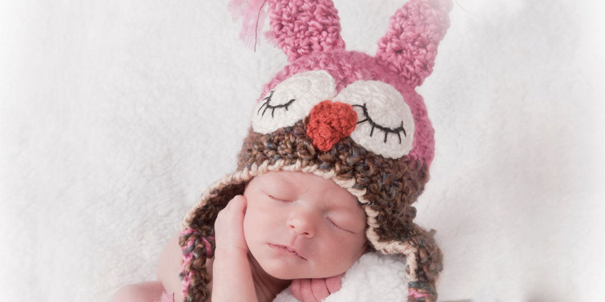 crocheted-baby-hat