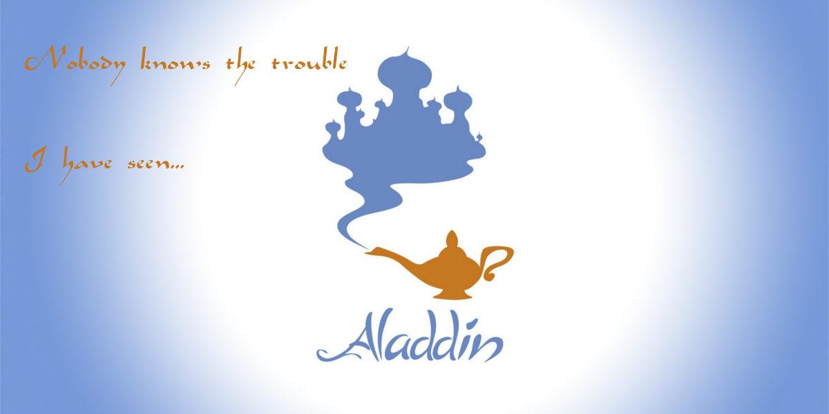 aladdin-font