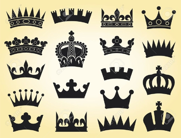 Princess Crown Silhouette