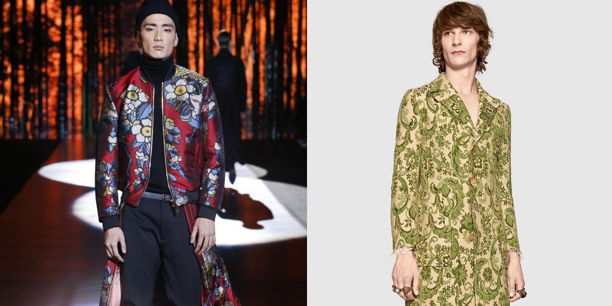 oriental style jackets