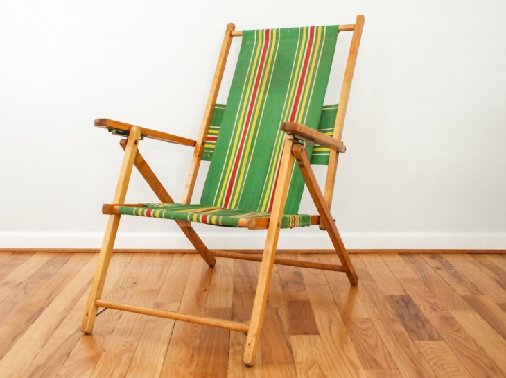 Folding Deck Chair Design