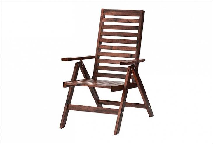 Outdoor Wooden Chair Design