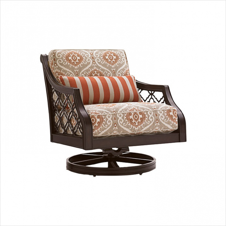 Outdoor Rocking Chair Design