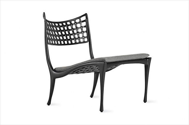 Outdoor Lounge Chair Design