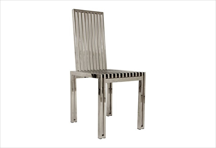 Steel Dining Chair Design