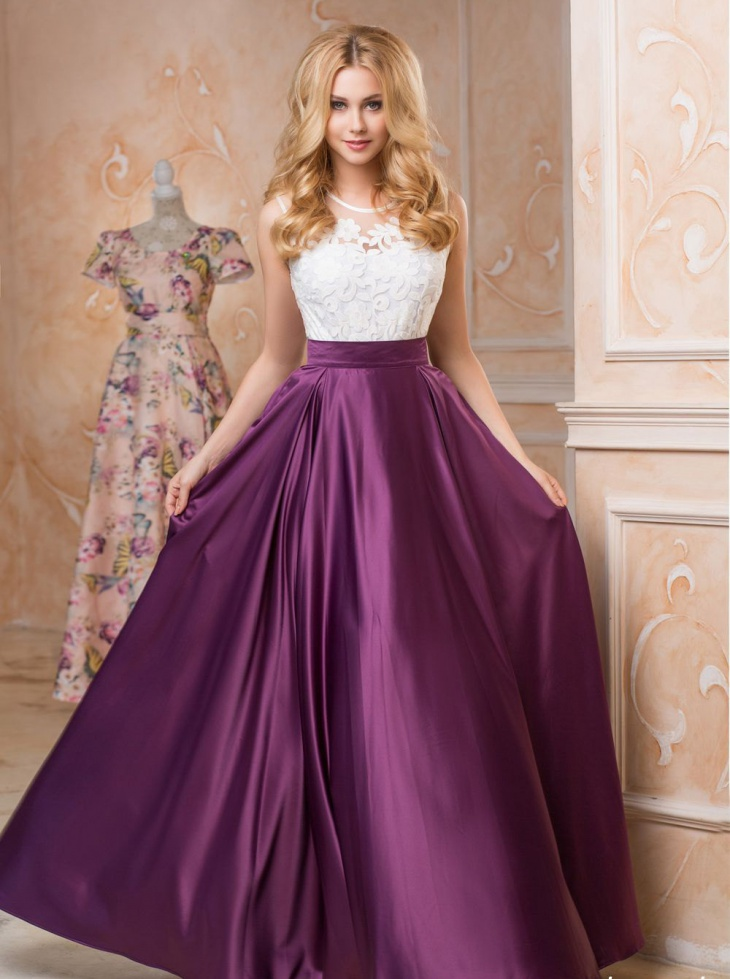 guest of wedding dresses summer purple summer wedding guest dress fashion dresses 4641