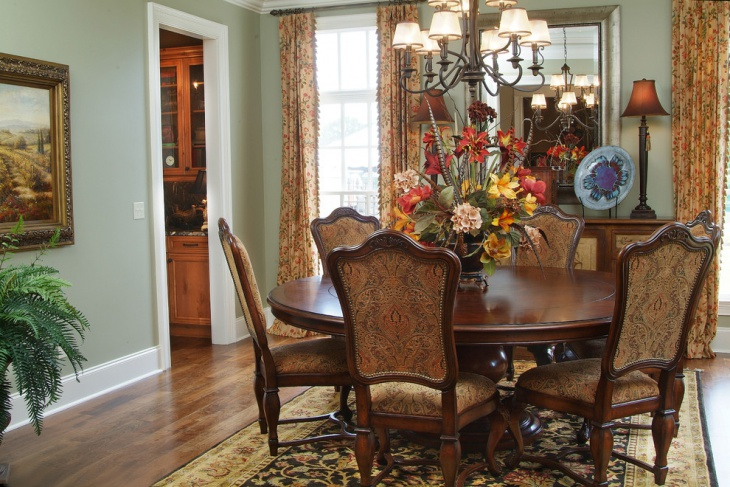 Traditional Dining Chair Design